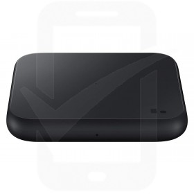 Official Samsung EP-P1300 Black Qi Wireless Charger Pad with Mains Charger - UK