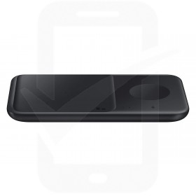 Official Samsung Duo 2 9W Black Wireless Charging Pad & Plug - UK