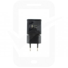 Official Samsung EP-TA20 2 Amp EU Fast Charging Adapter - Black