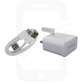 Official Samsung EP-TA20 & EP-DG925 UK Micro USB Fast Charging 2 Amp UK Mains Charger - White