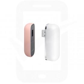 Official Samsung Evo 5.1 Pink Battery Pack USB LED CAP Lamp - ET-LA510BREGWW