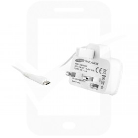 Genuine Samsung ETA0U10UWE UK White Mains Charger - MicroUSB