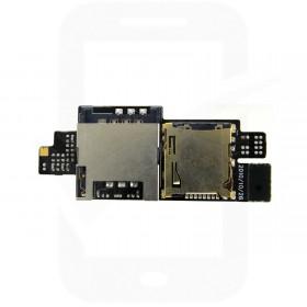 Genuine HTC Desire HD Sim Card & Memory Card Reader - 54H20249-00M