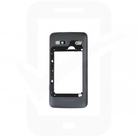 Genuine HTC Desire Z Grey Middle Frame / Chassis - 74H01755-00M