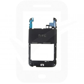 Genuine HTC ChaCha Black Chassis / Rear Cover - 74H01995-02M