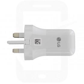 Official LG Type C USB UK 1.8Amp Mains Charger - Nexus 5X, G5 H850, X Cam