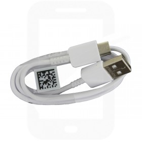 "Genuine Samsung EP-DN930CWE White Type C Data Cable - S8, S8+, S9, S9+, Tab A 10.5, S3 9.7"", S4 10.5 & Gear 360"