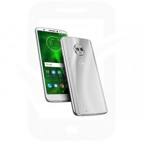 Motorola Moto G6 32GB Sim Free / Unlocked Mobile Phone - Silver