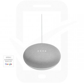 Google Home Mini with Google Assistant - UK,IE - Rock Candy / Chalk