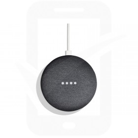 Google Home Mini with Google Assistant - UK,IE - Anthracite / Charcoal