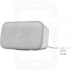 Google Home Max with Google Assistant - UK - Candy / Chalk