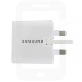 Genuine Samsung Galaxy Book 2017 10.6 UK Mains Charging Adapter - EP-TA600 - GH44-02689A