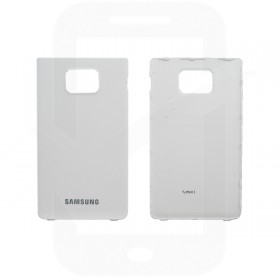 Genuine Samsung I9100 Galaxy S2 White Battery Cover - GH72-64898A