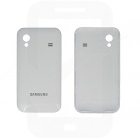 Genuine Samsung S5830 Galaxy Ace White Battery Cover - GH98-18681B