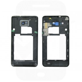 Genuine Samsung i9100 Galaxy S2 Black Chassis / Middle Cover - GH98-19594A
