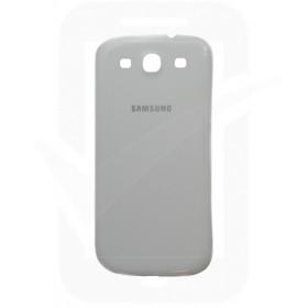 Genuine Samsung Galaxy S3 i9300 Ceramic White Battery Cover - GH98-23340B