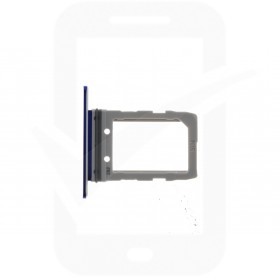 Genuine Samsung Galaxy Fold SM-F900 Astro Blue Sim Tray / Holder - GH98-43907D