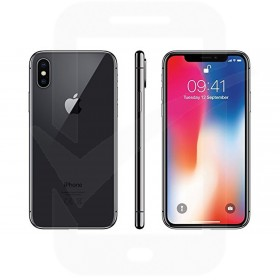 Apple iPhone X 64GB Space Grey Sim Free / Unlocked Mobile Phone - Apple Exchange Device
