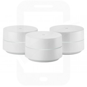 Google Wi-Fi Whole Home System - 3-Pack - White