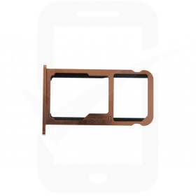 Genuine Nokia 8.1 Dual Sim Iron Sim Tray / Holder - MEPNX02015A