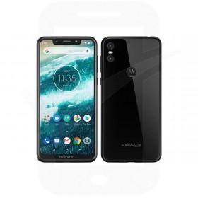 Motorola One 64GB Dual-Sim Sim Free / Unlocked Mobile Phone - Black