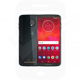 Motorola Moto Z3 Play XT1929-8 64GB Deep Indigo Sim Free / Unlocked Mobile Phone