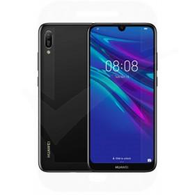 Huawei Y6 (2019) MRD-LX1 32GB Midnight Black Dual Sim Sim Free / Unlocked Mobile Phone - A-Grade