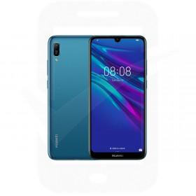 Huawei Y6 (2019) MRD-LX1 32GB Sapphire Blue Dual Sim Sim Free / Unlocked Mobile Phone - A-Grade