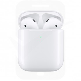 Apple AirPods with Wireless Charging Case (MRXJ2ZM/A)