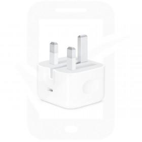 Official Apple 18W USB-C Power Adapter A1696 - MU7W2B/A