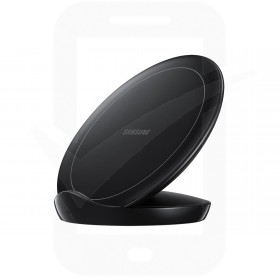 Official Samsung EP-N5105TBEGWW Black Qi Wireless Charger Pad with Mains Charger - EU