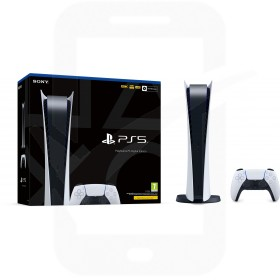 PlayStation 5 1TB Digital Console - White