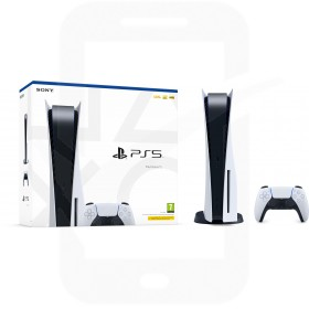 PlayStation 5 1TB Console (Disc) - White