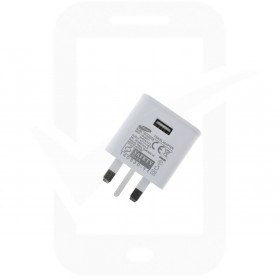 Official Samsung EP-TA50UWE 1.5 Amp UK Mains Charger - 14 Day