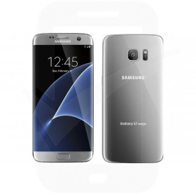 Samsung Galaxy S7 Edge G935 32GB Silver Sim Free / Unlocked Mobile Phone - B-Grade