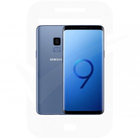 Samsung Galaxy S9 SM-G960 64GB Coral Blue Sim Free / Unlocked Mobile Phone - B-Grade