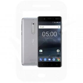 Nokia 5 TA-1024 16GB Silver Sim Free / Unlocked Mobile Phone - B-Grade