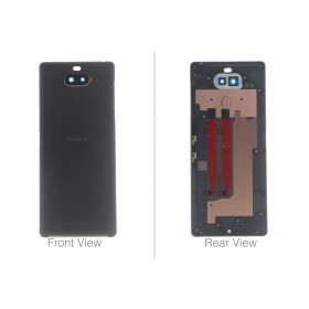 Official Sony Xperia 10 Black Battery Cover - 78PD0300010