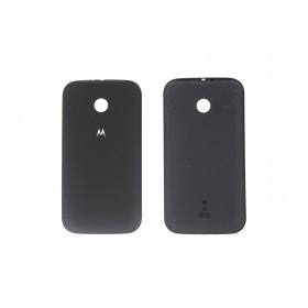 Genuine Motorola E XT1021 Black Battery Cover
