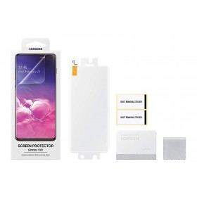 Official Samsung Galaxy S10 Plus Screen Protector - ET-FG975CTEGWW