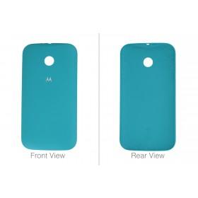 Genuine Motorola E XT1021 Blue Battery Cover - SJHN1125A