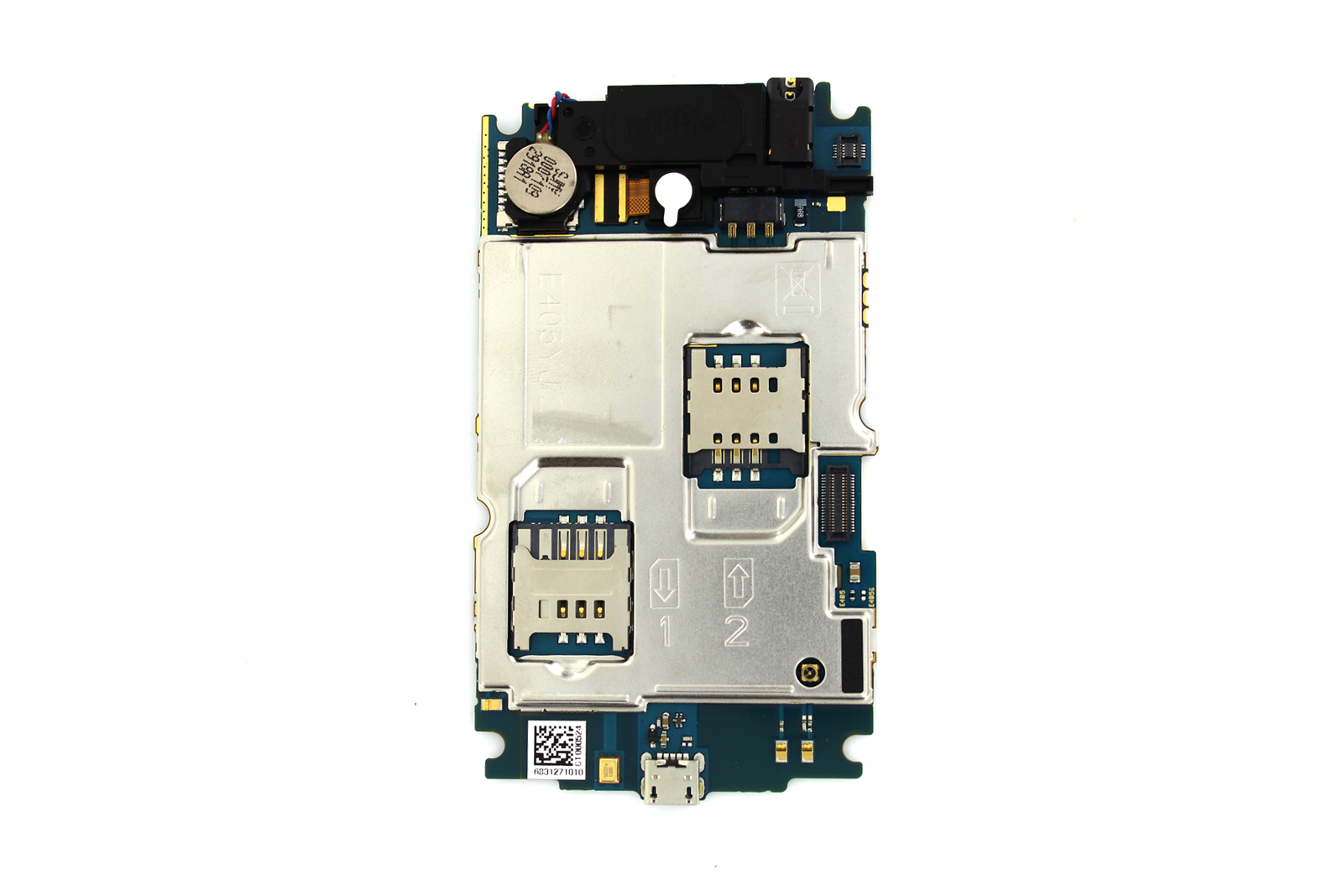 genuine lg optimus l3 e405 pcb motherboard with imei ebr75231419 rh ebay com LG L3 Specs LG Optimus L3 GSMArena