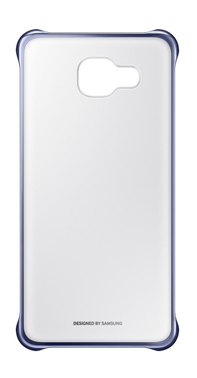 new style 87a56 12f1f Details about Official Samsung Galaxy A5 2016 A510 Blue / Black Clear Cover  - EF-QA510CBEGWW
