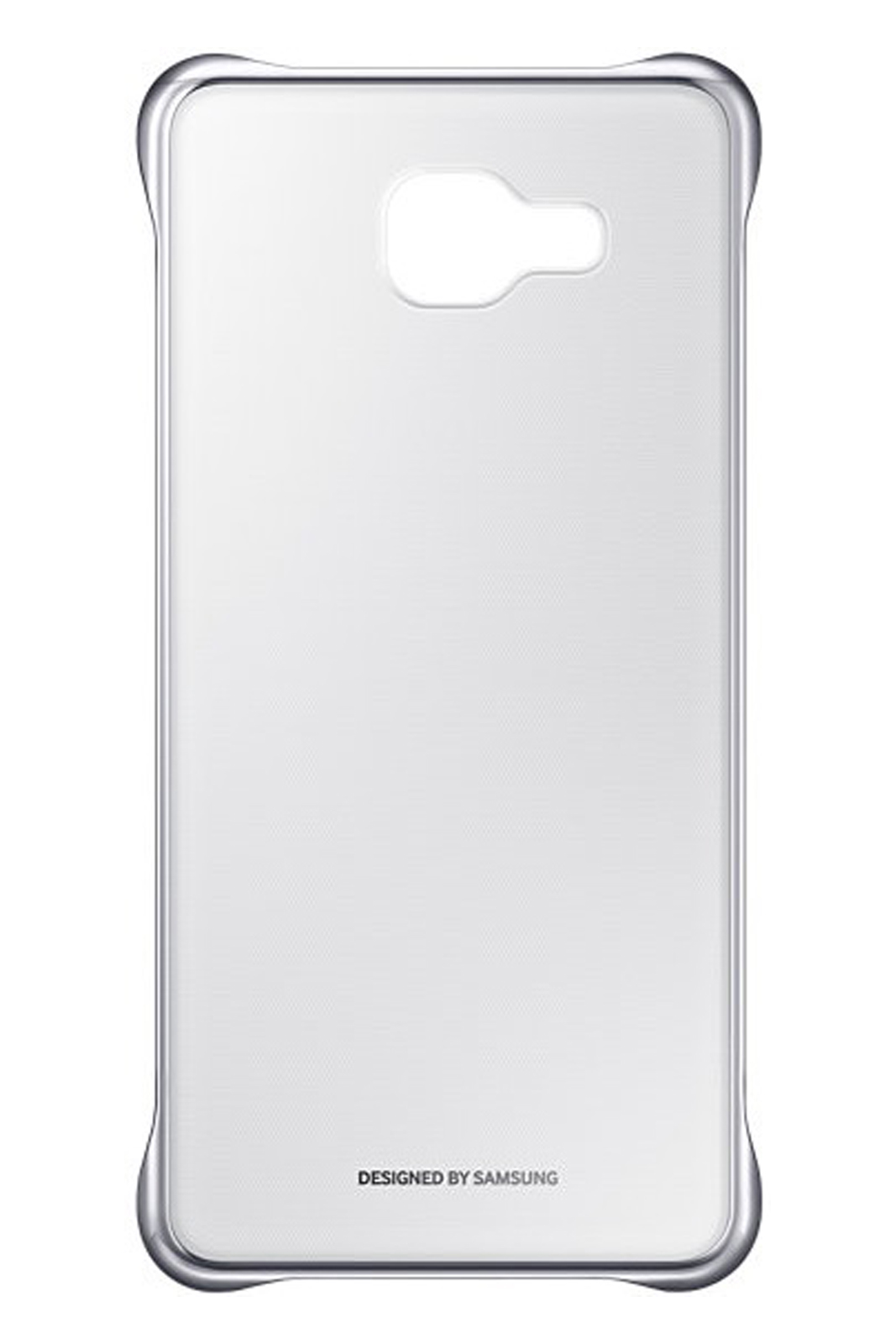 watch cd8a1 ad521 Details about Official Samsung Galaxy A5 2016 A510 Silver Clear Cover -  EF-QA510CSEGWW