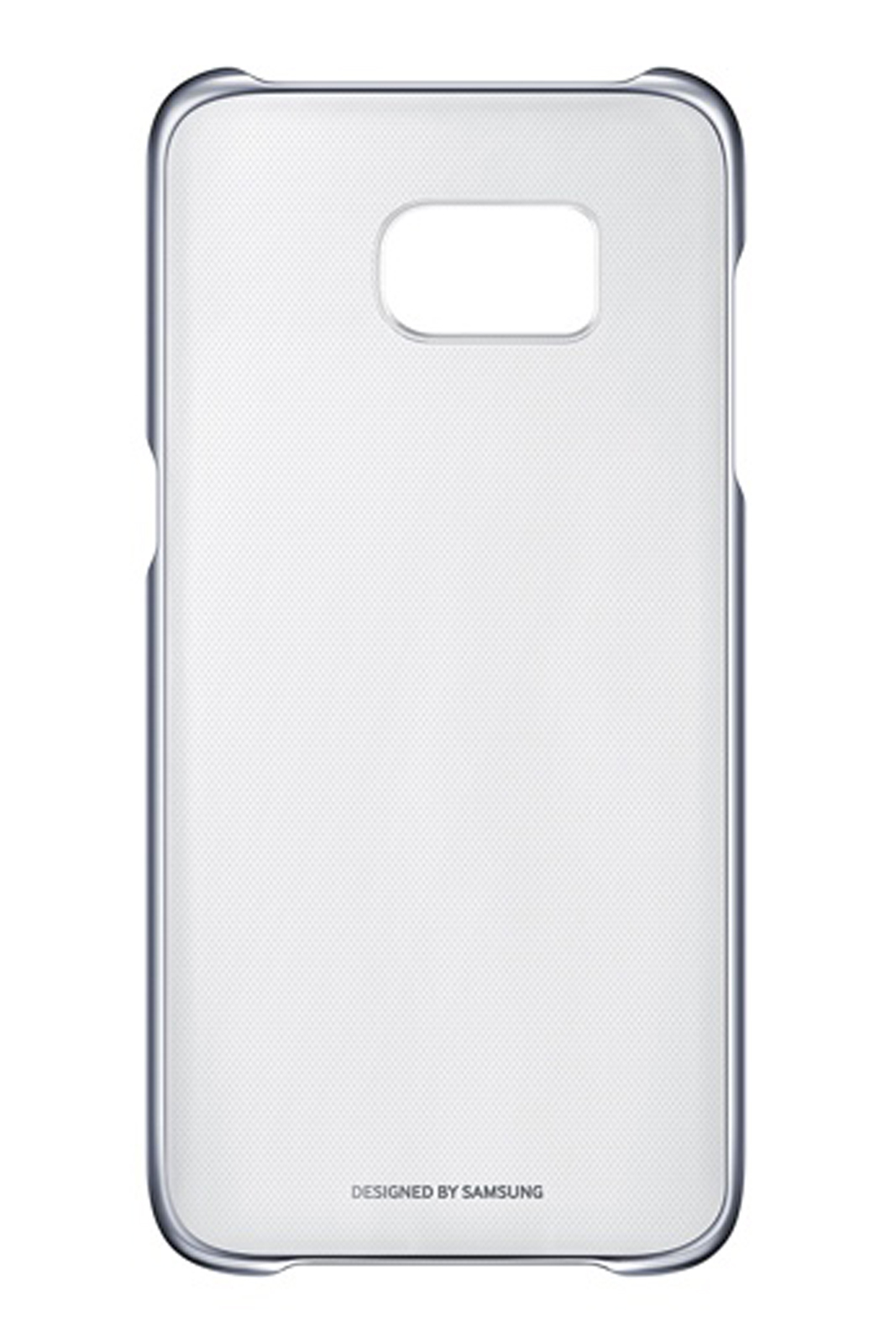premium selection faba5 4acc0 Details about Official Samsung Galaxy S7 Edge Black Clear Cover -  EF-QG935CBEGWW