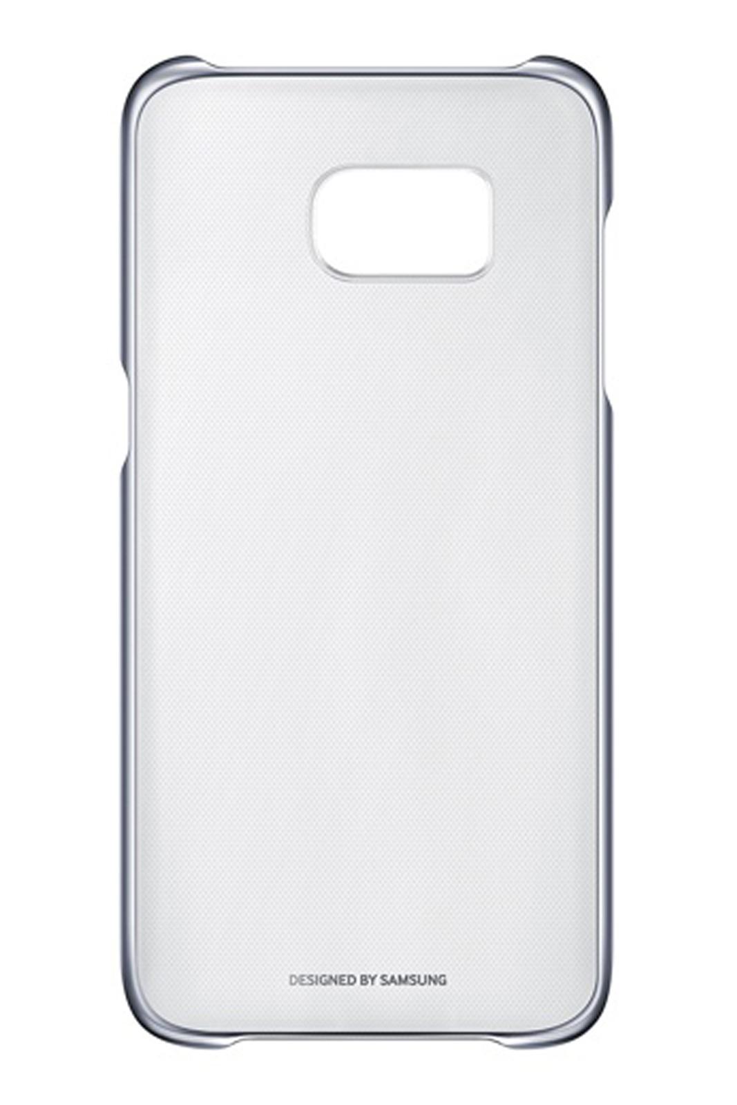 e228060cd82 Official Samsung Galaxy S7 Edge Black Clear Cover - EF-QG935CBEGWW ...