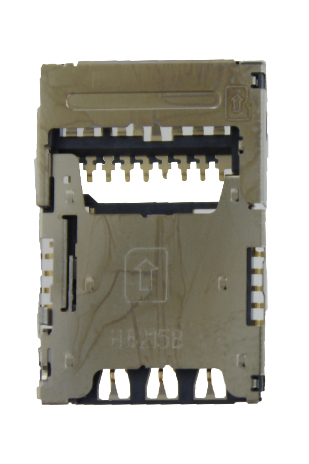 Assem Nokia 220 4g Echt Leder cinturón bolsa bolso funda estuche