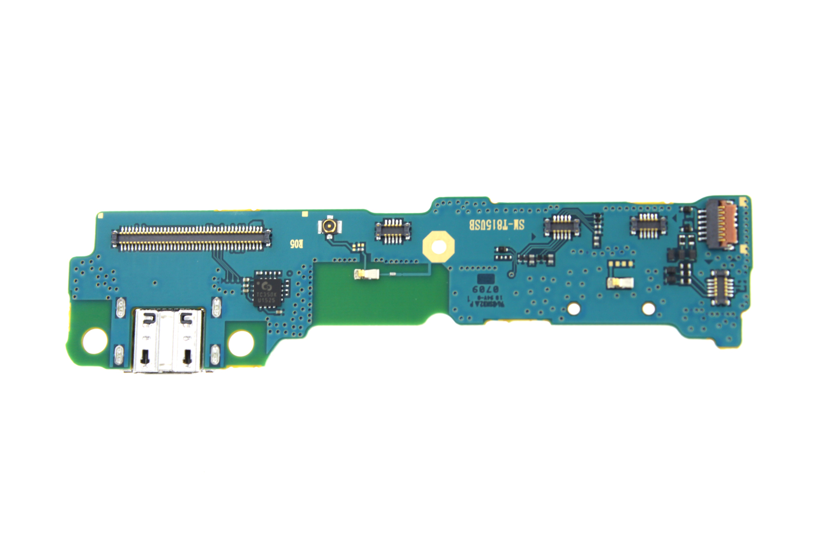 IPartserve Card Socket Parts HA SD Card Reader Contact Flex Cable for Galaxy Tab S2 9.7 T810