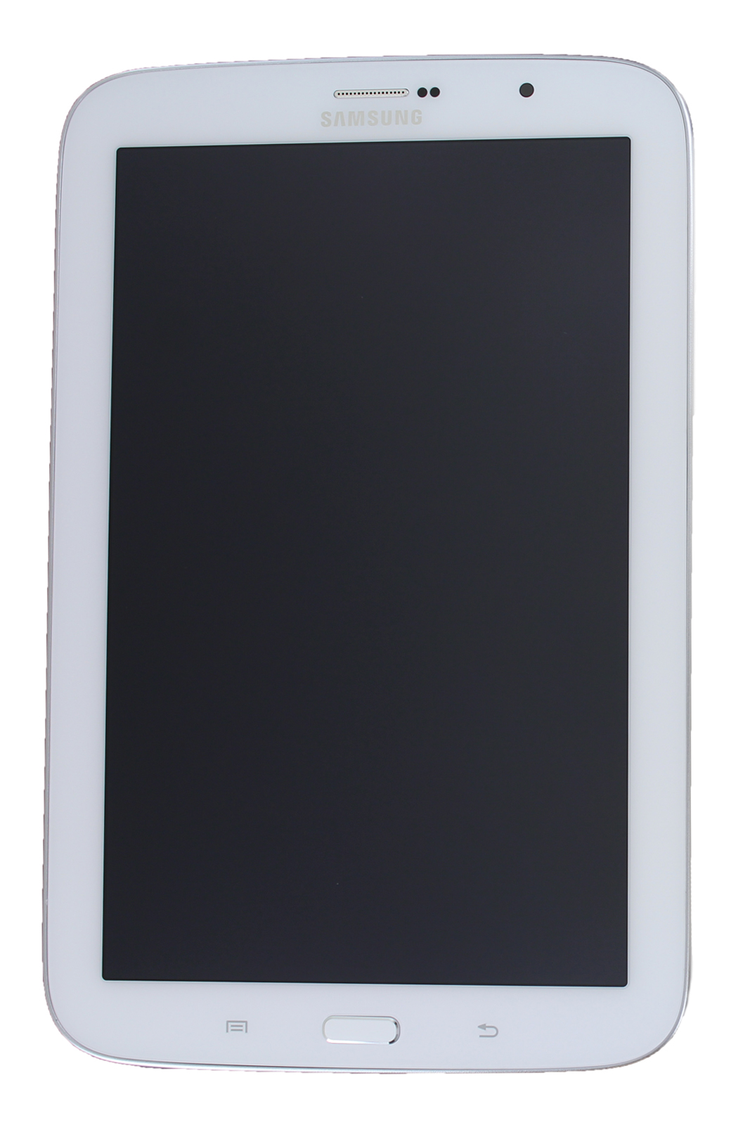 genuine samsung galaxy note 8 0 3g n5100 white lcd screen. Black Bedroom Furniture Sets. Home Design Ideas
