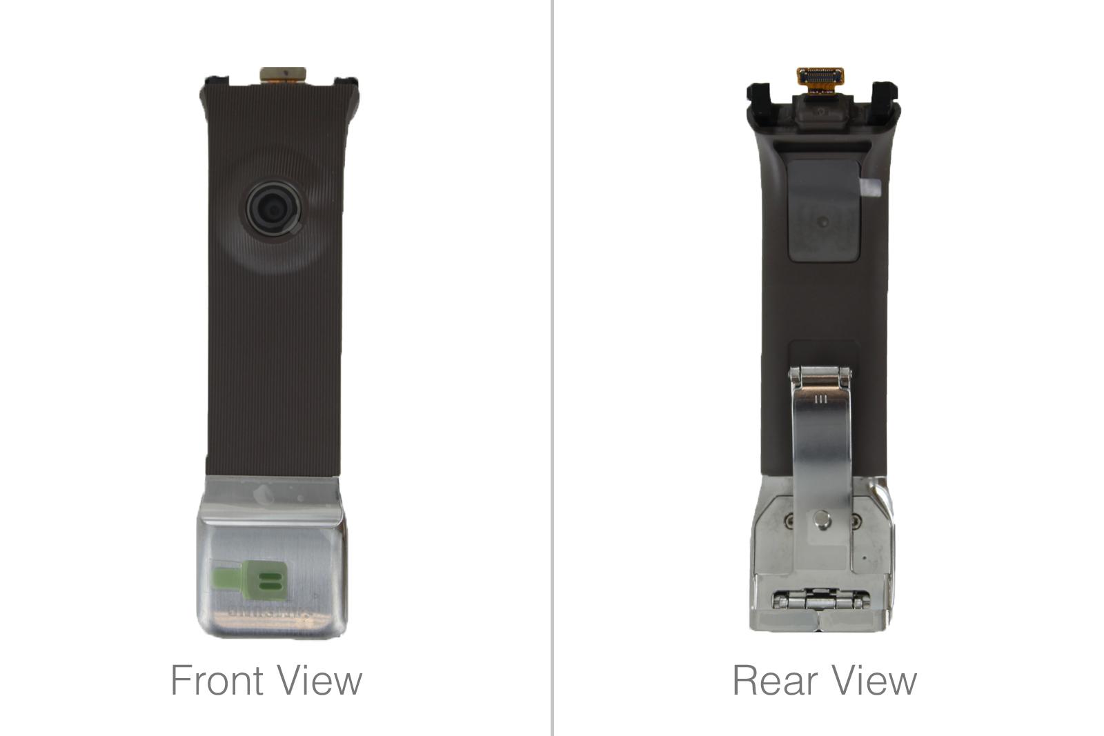 Genuine Samsung Sm V700 Galaxy Gear Grey Camera Strap Gh97 15090e